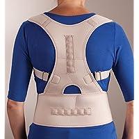 Ducomi–Extreme Posture Stützgurt und Korrekturstütze für den Rücken, verstellbar mit Magnetverschluss (12Magnete... preisvergleich bei billige-tabletten.eu
