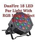 Review: DuaFire 18 LED Par Light With RGB Magic Effect Review [OV]