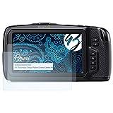 Bruni Schutzfolie für Blackmagic Design Pocket Cinema Camera 4K Folie - 2 x glasklare Displayschutzfolie