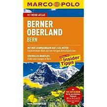 MARCO POLO Reiseführer Berner Oberland, Bern