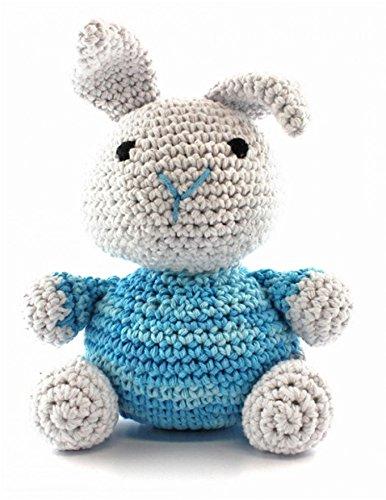 Hoooked DIY Häkelset Bunny Spielzeug Peppermint
