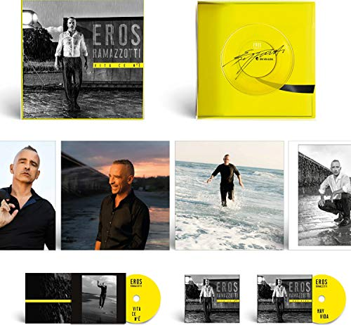 "VΙΤΑ CΕ Ν'Ē   Deluxe Boxset, 2CD/7"" Vinyl/4 Lithographies"