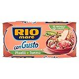 Rio Mare Pronto con Gusto, Piselli e Tonno - 2 x 160 gr - Total: 320 gr