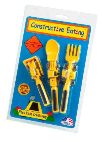 Unbekannt Constructive Eating Kinderbesteck