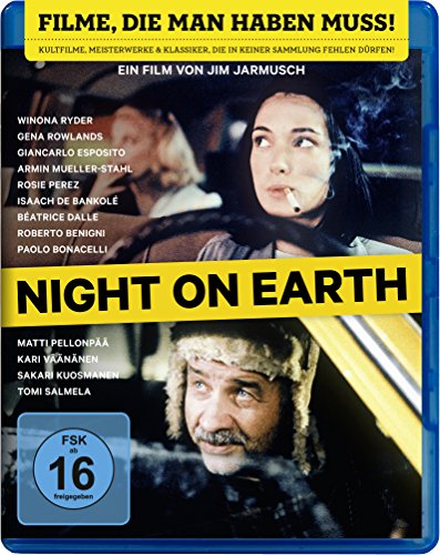 Night on Earth (OmU) [Blu-ray]