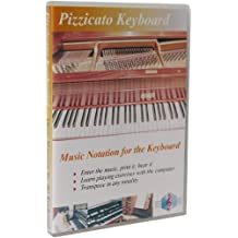Pizzicato Keyboard for Windows and Mac