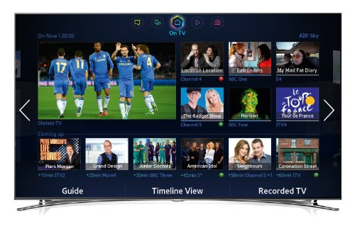SAMSUNG Televisore LED 3D Smart TV UE46F8000
