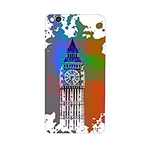Phone Candy Designer Back Cover with direct 3D sublimation printing for Xiaomi Redmi 3S Prime