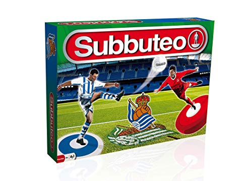 ELEVEN FORCE Subbuteo Playset Real Sociedad (11992), Multicolor