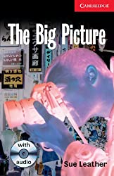 The Big Picture Level 1 Beginner/Elementary Book with Audio CD Pack