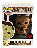 Funko LEATHERFACE 3.75' Pop Vinyl Figure RARE CHASE PIECE from 'Texas Chainsaw...