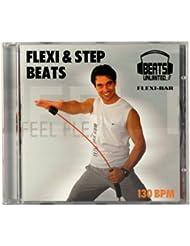FLEXI-BAR® CD Flexi-Beats   Vol III - Barra con peso para fitness, color multicolor