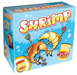 Asmodee - SHR01 -  Jeu d'ambiance  - Shrimp