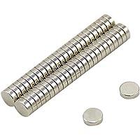 first4magnets F0502-N35-50 - Imán de neodimio (50 unidades, 5 x 2 mm, N35)