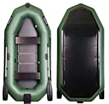 Bark B-280N 2.8 m 9.2 ft Schlauchboot mit Heckspiegel für Motor Angelboot Motorboot Ruderboot Paddelboot Gummiboot Sportboot aufblasbar Boot Inflatable Boat Dinghy