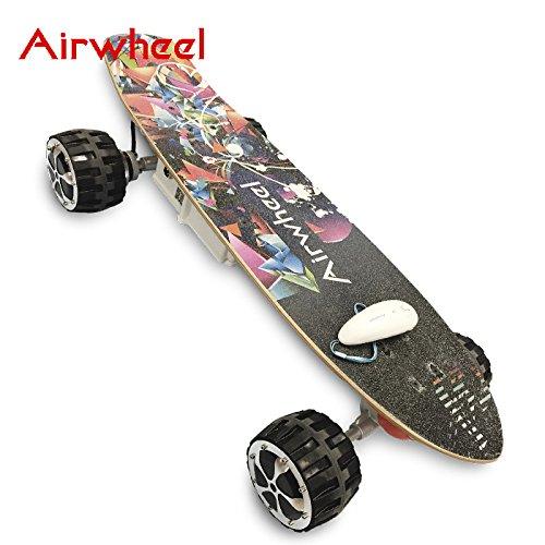 Elektro Skateboards - Airwheel M3 Elektro Skateboard mit Motor und 162.8 Wh Akku