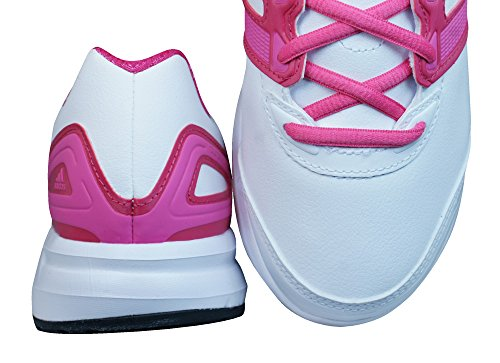 adidas Duramo 6, Baskets Basses mixte enfant white