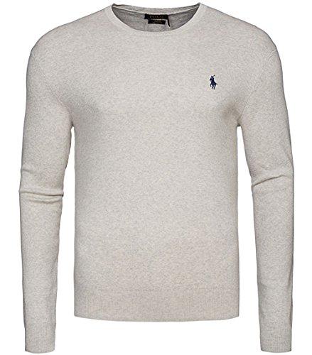 nuevo-cuello-redondo-de-para-hombre-ralph-lauren-polo-de-manga-larga-top-custom-fit-t-shirt-tamao-s-