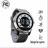 Bluetooth Sport Watch Fitness Smart Uhr,Schlafanalyse/Kalorienzähler/ SMS/Aktivitätstracker Schrittzähler Schrittzähler für Android/sony/apple/ios