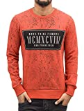 Red Bridge Herren Sweatshirt Urban Road Baumwolle Pullover