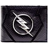 The Flash Zoom Emblem Jay Garrick Schwarz Portemonnaie Geldbörse