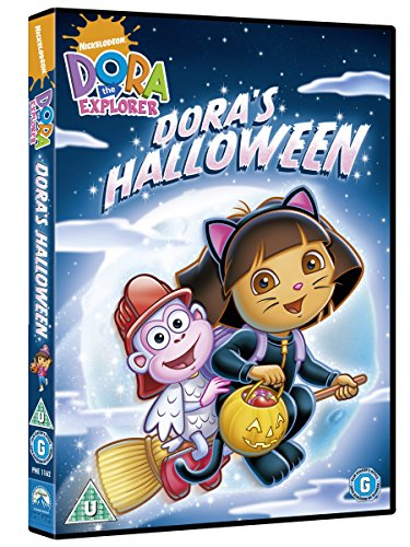 Dora The Explorer: Dora's Halloween [UK ()
