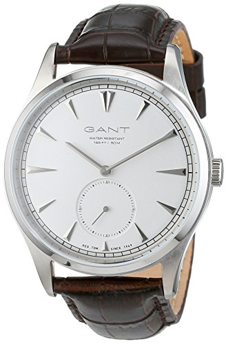 Gant Huntington Time Men's Watch Analogue Quartz Leather W71001
