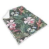 Ainiteey schick Verschiedene Muster Fuzzy-Decke für Bett Herbst Winter Frühling für Baby oder Erwachsene Warmer Stil White 150x200cm