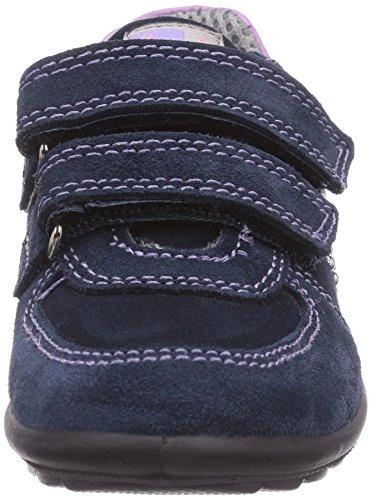 Lurchi Iloni Mädchen Sneakers Blau (navy 22)