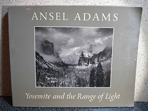 Yosemite & Range Of Light