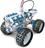 LUJII SPY Robot Car DIY toy Kit