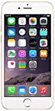Apple iPhone 6 Smartphone (11,9 cm (4,7 Zoll) Retina HD Display, M8 Motion Coprozessor, 8-Megapixel iSight Kamera, 1080p, 128GB interner Speicher, Nano-SIM, iOS 8) gold (Generalüberholt)