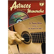 Roux/Debarre Astuces De La Guitare Manouche Volume 1 Gtr Tab Bk/Cd Fre