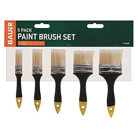 Lot de 52,5cm–7,6cm Peinture Brosse de peinture Home Décoration brillant Émulsion sous-poil.