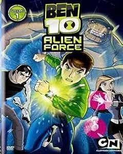 Ben 10 Alien Force Season 1 Episode 1 to 5 - Vol.1