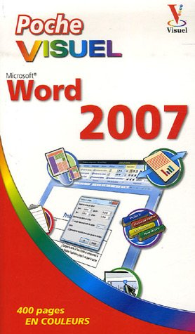 Poche Visuel Word 2007 par Elaine Marmel