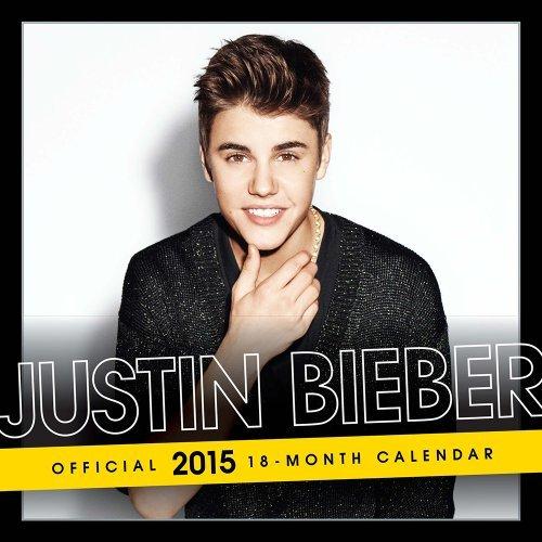 Justin Bieber 2015 Mini 7x7 Bravado Calendar by BrownTrout (2014-07-15)
