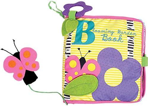 Bonnes vacances, bonne action Femmehattan Toy Livre Blooming Garden   Valeur Formidable