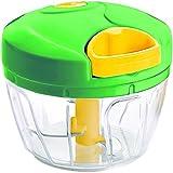 #9: Prestige 3.0 Plastic Veggie Cutter (Green, 350 ml)
