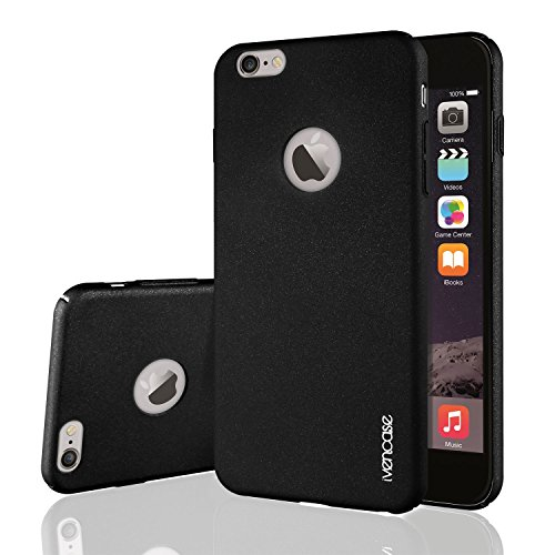 Custodia iphone 6 Plus , iphone 6 Plus Cover, ivencase Premium Alta qualità Ultra-thin Scrub PC Shell [Pieno Bordo Protezione] Duro Retro Custodia per Apple iphone 6s Plus (5.5