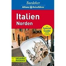 Baedeker Allianz Reiseführer Italien Norden