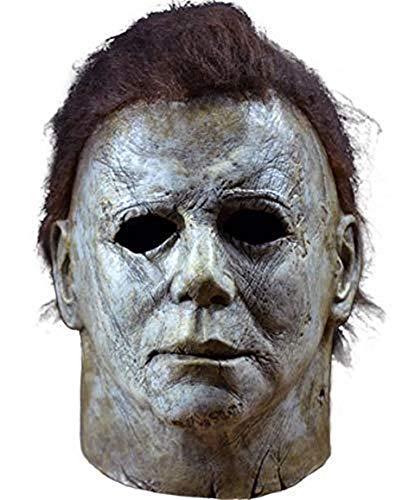 Michael Für Erwachsene Myers Kostüm - Trick or Treat Studios Süßes oder Saures 2018 Michael Myers Maske für Erwachsene