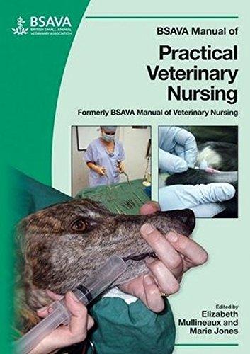 BSAVA Manual of Practical Veterinary Nursing (BSAVA British Small Animal Veterinary Association)