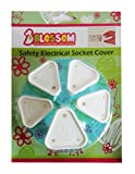 #1: Blossom Child Proofing Electrical Socket Covers (White)
