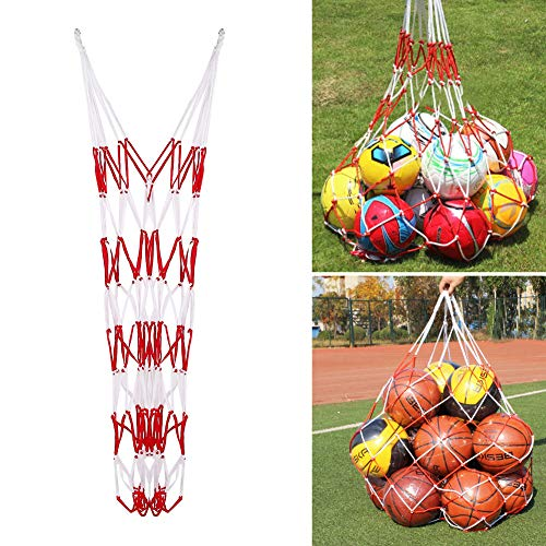 SHUNYUS Ball Basketball Football Big Bags Tuck Net Adjustable Hold 10-15pcs Equipment*