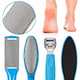 Cute Critters Professional Pedicure Kit - 8 in 1 Professional Pedicure Tools Set Feet Scrubber Dead Skin Remover, Callus Remover for Feet, Foot Kit for Pedicure