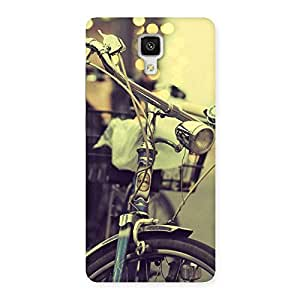 Vintage Bycycle Back Case Cover for Xiaomi Mi 4
