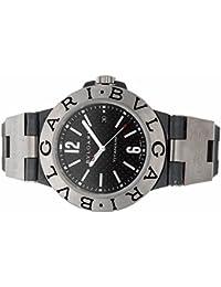 ebb88ab8daf6 Bvlgari diagono automatic-self-wind Mens Reloj Ti 44 Ta (Certificado) de