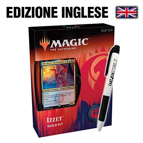 Fantàsia Izzet - Ravnica Guild Kit (ENG) Pen!