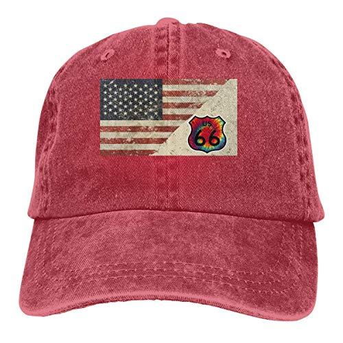 Qinckon United States Navy Vietnam Era Veteran Decal Adjustable Sandwich Hats Baseball Cap Sun Hat Running